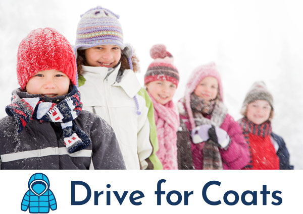 arctic start drive for coats campaign