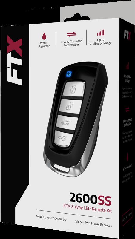 ftx remote kits rf