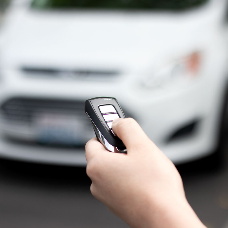 FT-7200S-CONT Remote Start for Most Vehicles