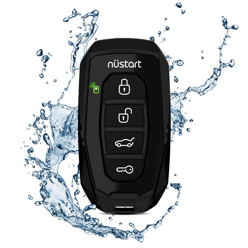 NU7104 Water-Resistant + Durable