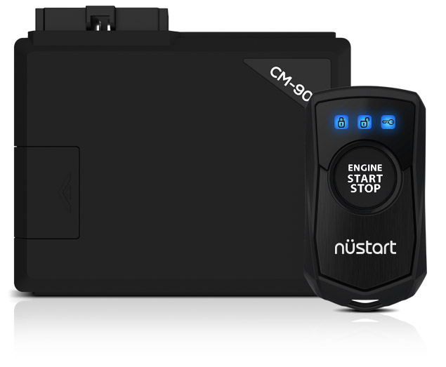 nustart remote start and security systems