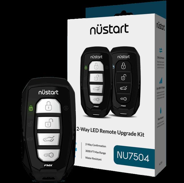 nu7504 remote kit