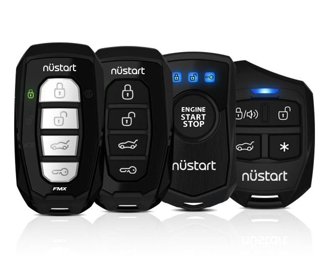 nustart remote transmitters